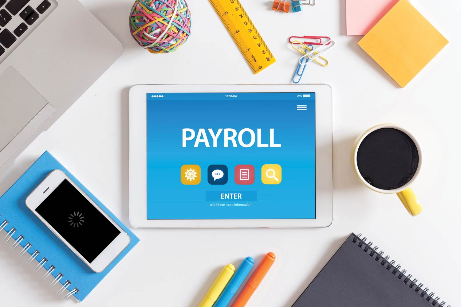 Four Characteristics to Look for in an Ideal Payroll Outsourcing Provider